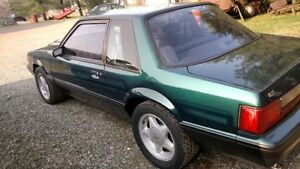1991 Mustang lx Coupe original paint