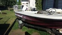 Project Boat for Sale Comes With Trailer