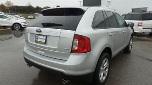 2013 Ford Edge SEL, Leather, Vista Roof, Nav, Local Trade In Kitchener / Waterloo Kitchener Area image 5