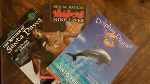 Santa Paws, Nine Lives, Dolphin Diaries: Into the Blue