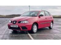 2008 seat Ibiza 1.4tdi ecomotive £0 Tax