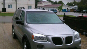 Saftied good running condition clean Pontiac Montana only 3,300