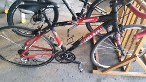 FS: Junior road bike -Louis Garneau ESPOIR 1.0