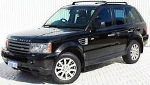 2009 Land Rover Range Rover Sport  Black Sports Automatic Wagon Embleton Bayswater Area Preview