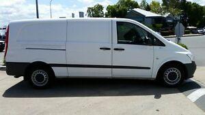 2012 Mercedes-Benz Vito 639 MY11 113CDI SWB White 5 Speed Automatic Van Acacia Ridge Brisbane South West Preview