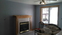 free estimates for interior and exterior painting Call Easy,s