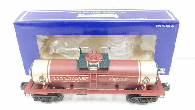 Industrial Rail 4225 Napa Valley Tank Car LN/Box