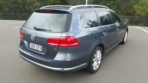 2011 Volkswagen Passat 3C MY11 118 TSI Grey 7 Speed Automatic Wagon Revesby Bankstown Area Preview