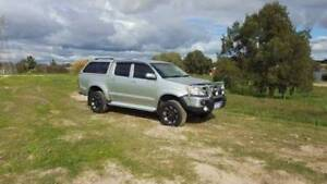 2006 Toyota Hilux Ute Bentley Canning Area Preview