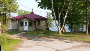 Waterfront Cottage for Rent Thanksgiving