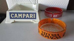 Ashtrays & Tray - Various Italian Brands - SELL OR SWAP !! Palmyra Melville Area Preview