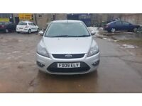 2009 Ford Focus 1.6tdci *1 lady owner*
