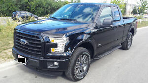 2016 Ford F-150 2.7 Ecoboost XLT Sport Pickup Truck