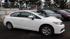 2014 Honda Civic Sedan 6 Months Payments INCLUDED!