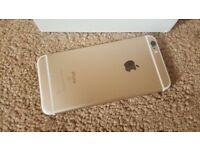 IPhone 6sPlus 16gb gold