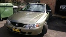 2004 Holden Commodore VY II Executive Martini Grey 4 Speed Automatic Sedan Woodbine Campbelltown Area Preview