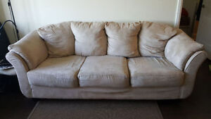 Comfortable Canadian Made Couch