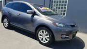 2007 Mazda CX-7 ER1031 MY07 Luxury Grey 6 Speed Sports Automatic Wagon Medindie Walkerville Area Preview