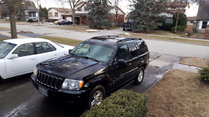 2002 Jeep Grand Cherokee Limited, Trades Welcome