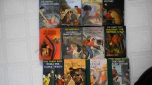 Hardy  Boy Books