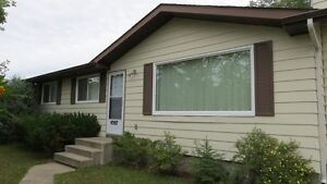 Available Oct. 1,  Onoway, 4 bedroom Home, 6 appliances,