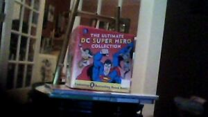 D.C. THE ULTIMATE SUPER HERO COLLECTION