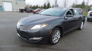 2013 Lincoln MKZ 2.0L Eco 250Hp, Leather, Moon, Navi
