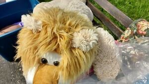 Easter Toys Soft Stuffed lion Bed Toy, Puppy Brown,Etc