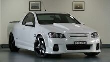 2011 Holden Ute VE II SS Thunder White Auto Sports Mode Utility Artarmon Willoughby Area Preview