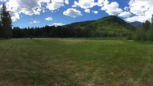 4 Beautiful 200ft x 200ft RV Lots for summer months