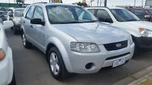 2008 Ford Territory SY TS AWD Silver 6 Speed Sports Automatic Wagon Cheltenham Kingston Area Preview