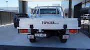 2013 Toyota Hilux KUN26R MY12 SR (4x4) Glacier White 5 Speed Manual X Cab Cab Chassis Port Macquarie Port Macquarie City Preview