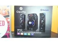 OSOTTO HF42 MULTIMEDIA SYSTEM **BRAND NEW BOXED**