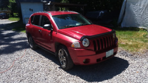 Jeep 4X4 Compass North Addition - SOLD