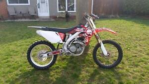 2008 Honda CRF 450 Well Maintained