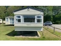 cheap 2 bedroom caravan, £2,950 site fees fixed for 3 years,