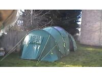 Eskdale 8 Tent, good condition, eager to sell
