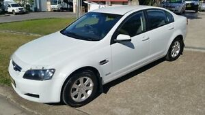 2009 Holden Commodore VE MY10 Omega White 6 Speed Automatic Sedan Macquarie Hills Lake Macquarie Area Preview