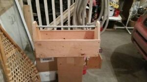 10 homemade planters boxes / tool boxes for sale