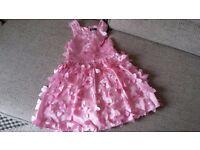 Designer dress by DAVID CHARLES 5yrs