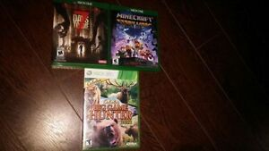 Xbox One 360 Games