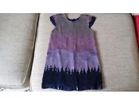 French Connection sequin dress 6-7 years