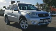 2005 Toyota RAV4 ACA22R CV Sport Silver 4 Speed Automatic Hardtop Bungalow Cairns City Preview