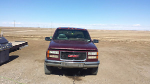 1995 GMC turbo diesel parts or running