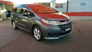 2014 Honda Odyssey RC MY14 VTi Grey 7 Speed Constant Variable Wagon Lidcombe Auburn Area Preview