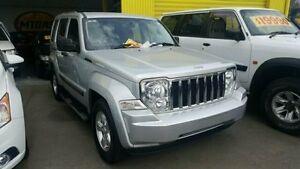 2011 Jeep Cherokee Silver Automatic Wagon Dandenong Greater Dandenong Preview