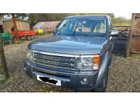 2008 Landrover discovery TDV6 HSE 2.7 Diesel Top spec