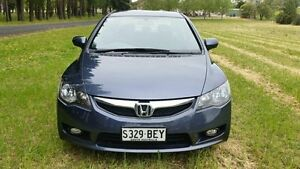 2011 Honda Civic 8th Gen MY11 VTi-L Sparkle Grey 5 Speed Automatic Sedan Tanunda Barossa Area Preview