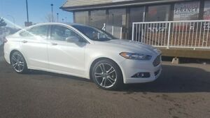 2014 Ford Fusion Titanium ALL WHEEL DRIVE
