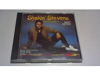 SHAKIN' STEVENS AND THE SUNSETS, RARE CD, REET PETITE